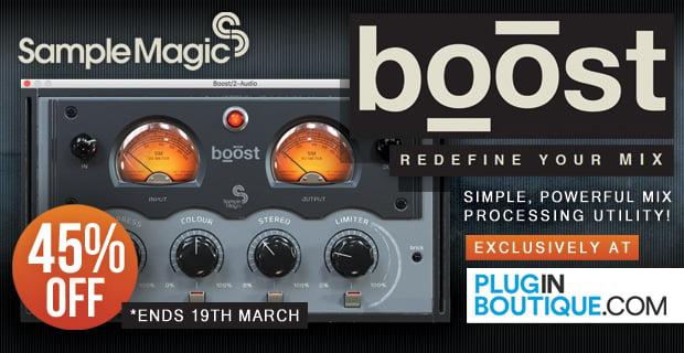 Sample Magic Boost sale