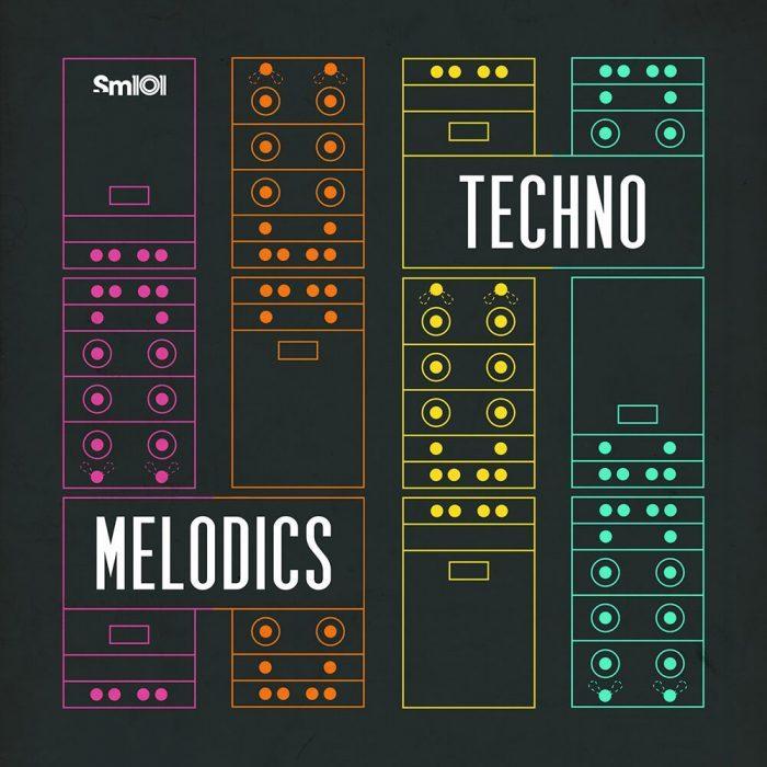 Sample Magic Techno Melodics