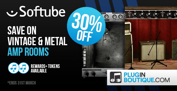 Softube Amp Rooms sale