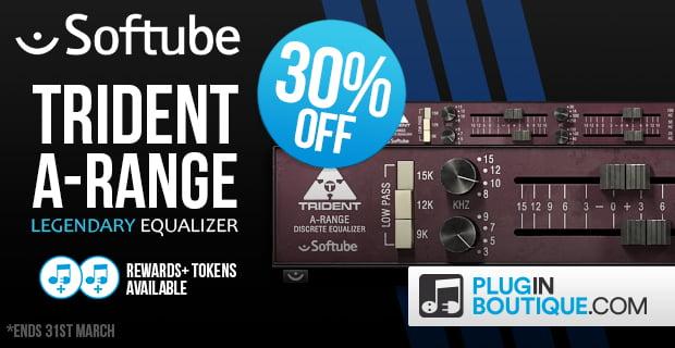 Softube Trident A Range sale