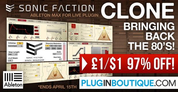 Sonic Faction Clone sale
