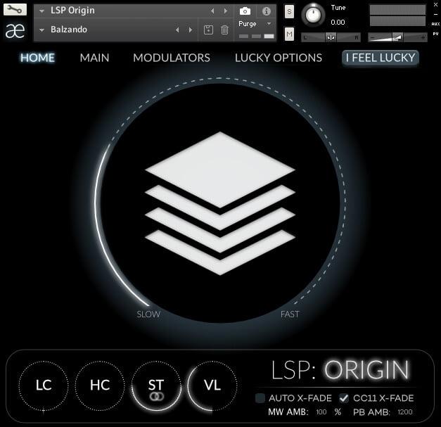 Spaectrun Arts LSP Origin