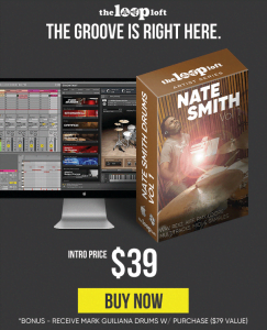 The Loop Loft Nate Smith Drums Vol 1