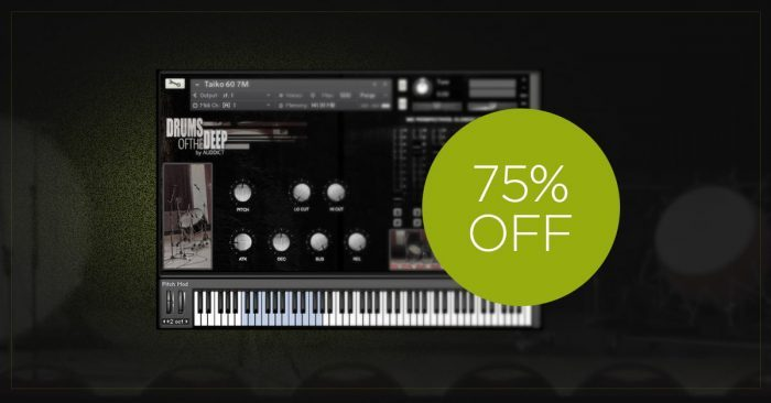 VST Buzz Auddict Drums of the Deep