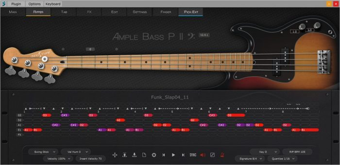 Ample Sound ABP EXT