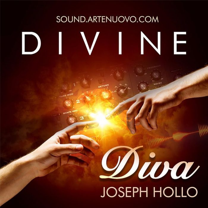 Arte Nuovo Divine for Diva by Joseph Hollo