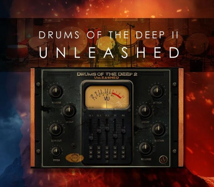 Auddict Drums of the Deep Vol 2