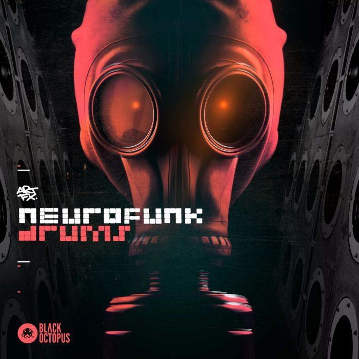 Black Octopus Neurofunk Drums by ARTFX
