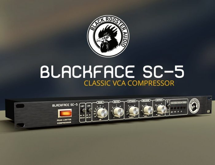 Black Rooster Audio Blackface SC 5