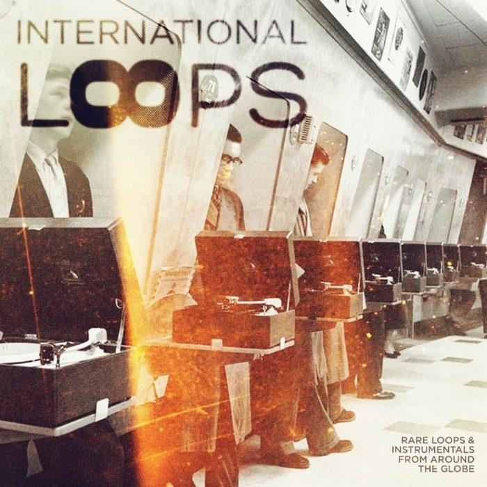 Drum Broker International Loops