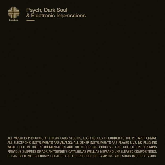 Drum Broker Psych, Dark Soul, & Electronic Impressions