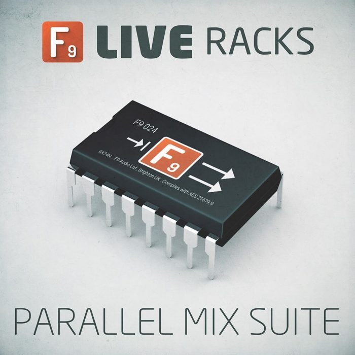 F9 Audio Parallel Mixing Suite for Ableton