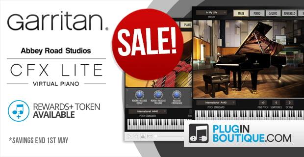 Garritan Abbey Road Studios CFX Lite Sale