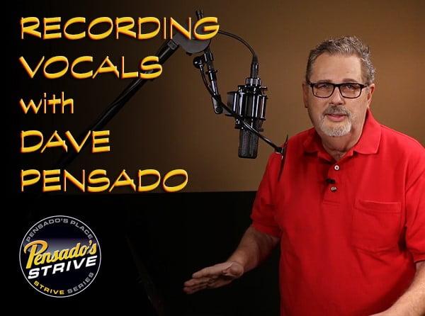 Groove3 Recording Vocals with Dave Pensado