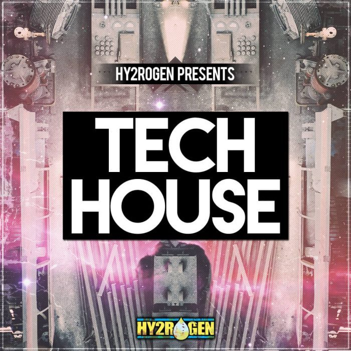 Hy2orgen Tech House sample pack released at Loopmasters
