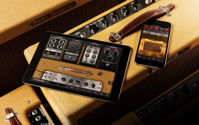 IK Multimedia Fender Collection 2 for iOS