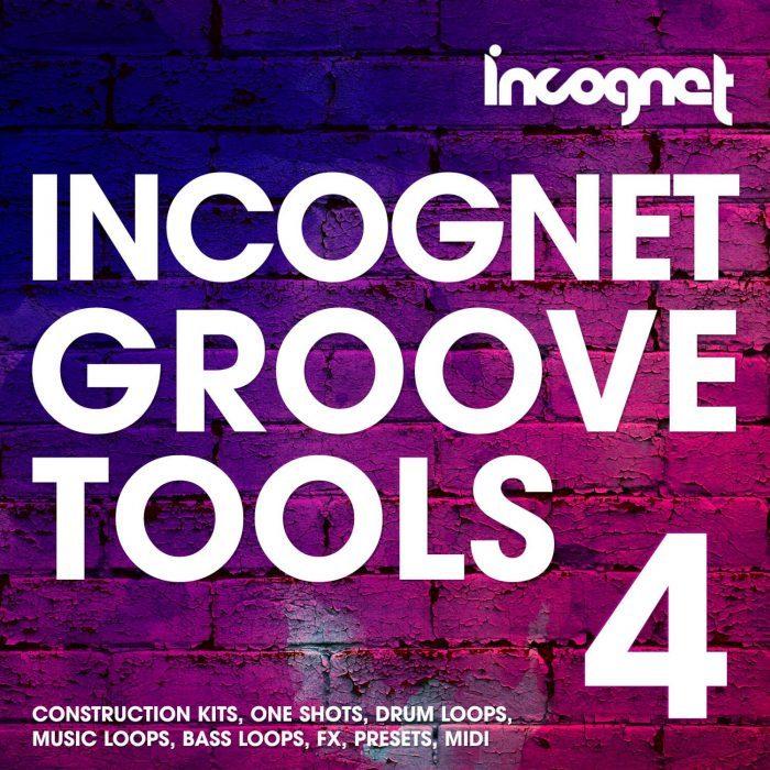 Incognet Groove Tools Vol 4