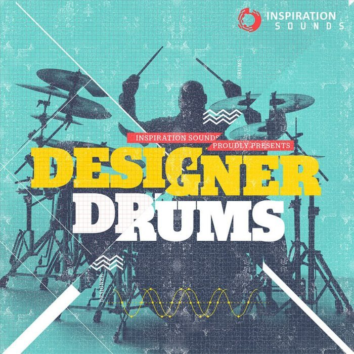 Inspiration Sounds Designer Drums