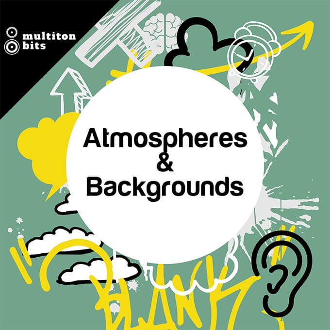 Multiton Bits Atmospheres & Backgrounds
