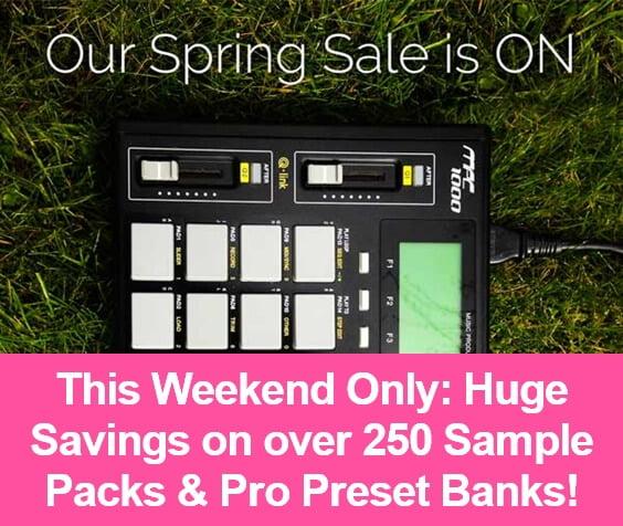 Prime Loops Spring Sale