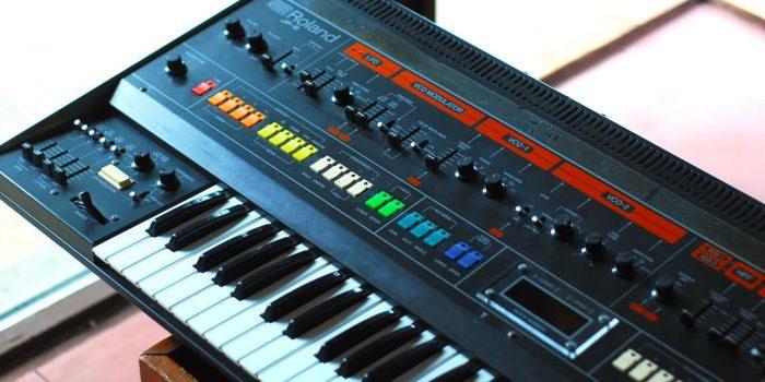 Reverb Roland JP 8