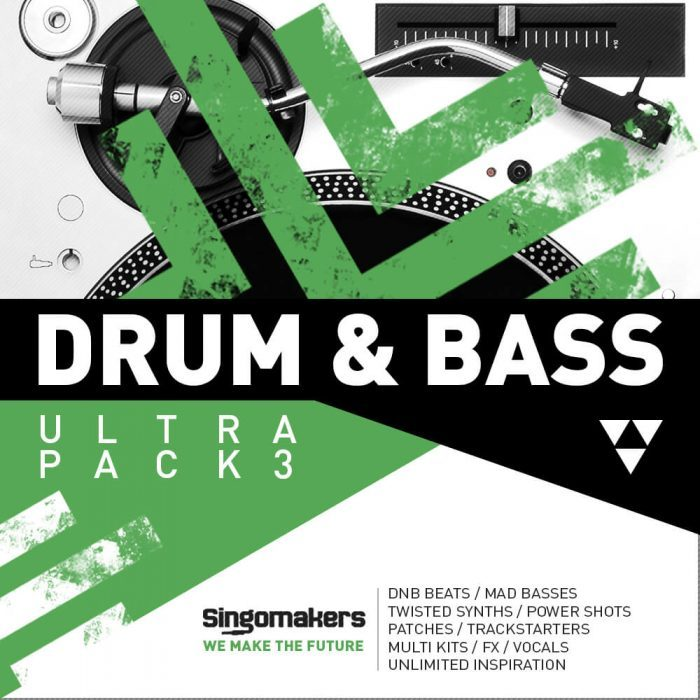 Singomakers Drum & Bass Ultra Pack 3