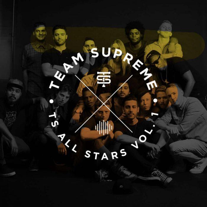 Splice Sounds TeamSupreme All Stars Vol 1