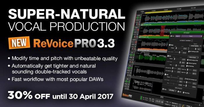 Syncro Arts ReVoice Pro 3.3
