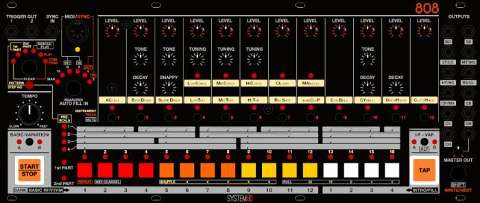 System 80 808