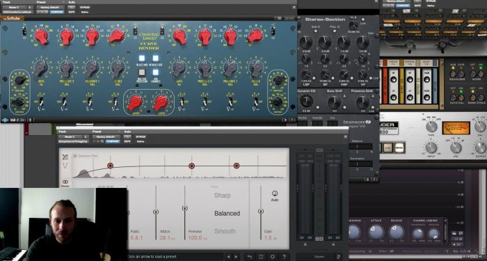 The Pro Audio Files Mastering in the Box