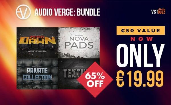 VST Buzz Audio Verge Bundle
