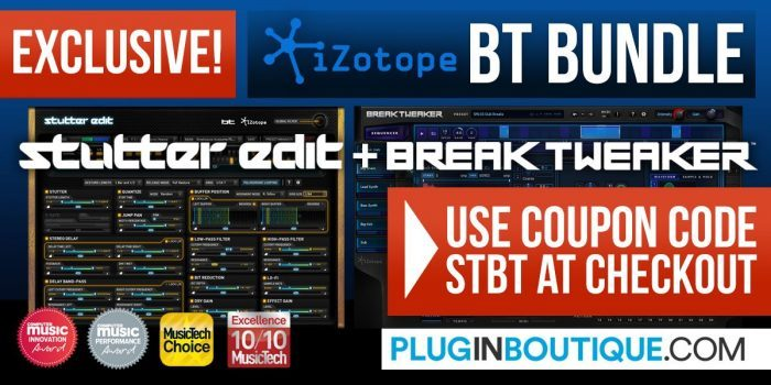 iZotope BT Bundle sale