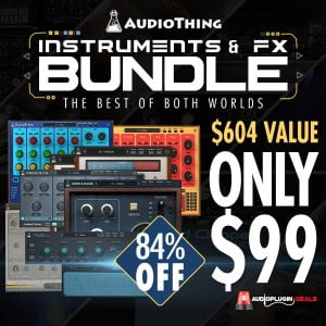 Audio Plugin Deals AudioThing Bundle