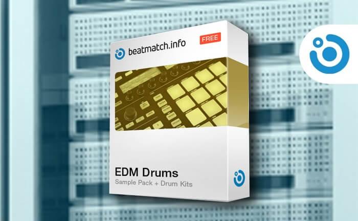 Beatmatch EDM Drums