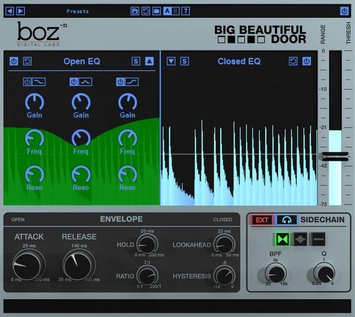 Boz Digital Labs Big Beautiful Door