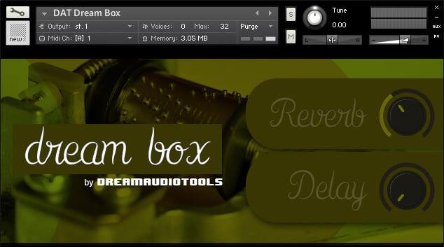 Dream Audio Tools Dream Box