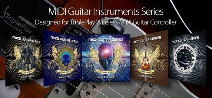 EastWest MIDI Guitar Instruments Series