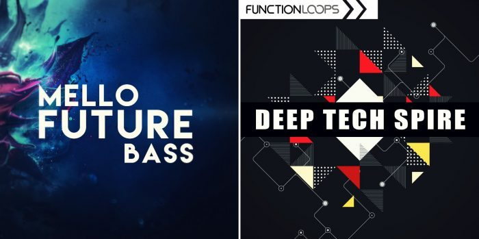 Function Loops Mello Future Bass & Deep Tech Spire