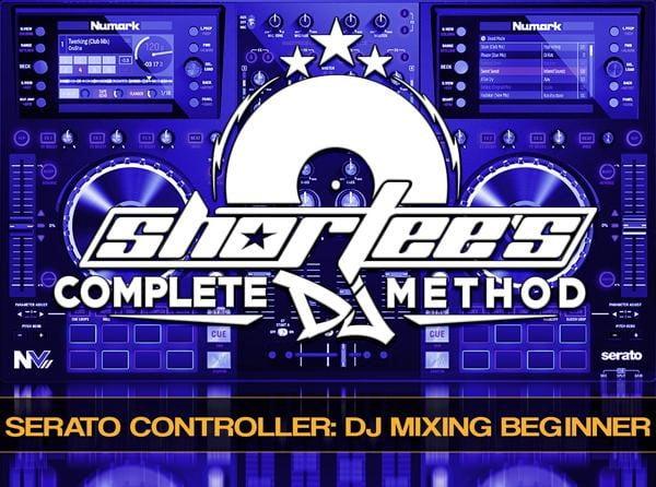 Groove3 Shortee's Complete DJ Method Serato Controller DJ Mixing Beginner
