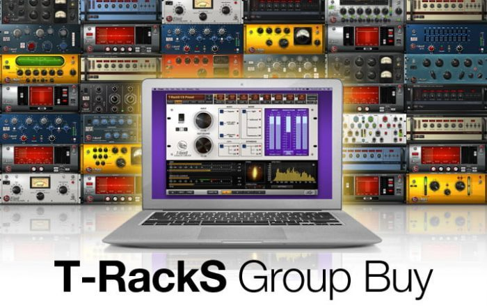 IK Multimedia T-RackS Group Buy