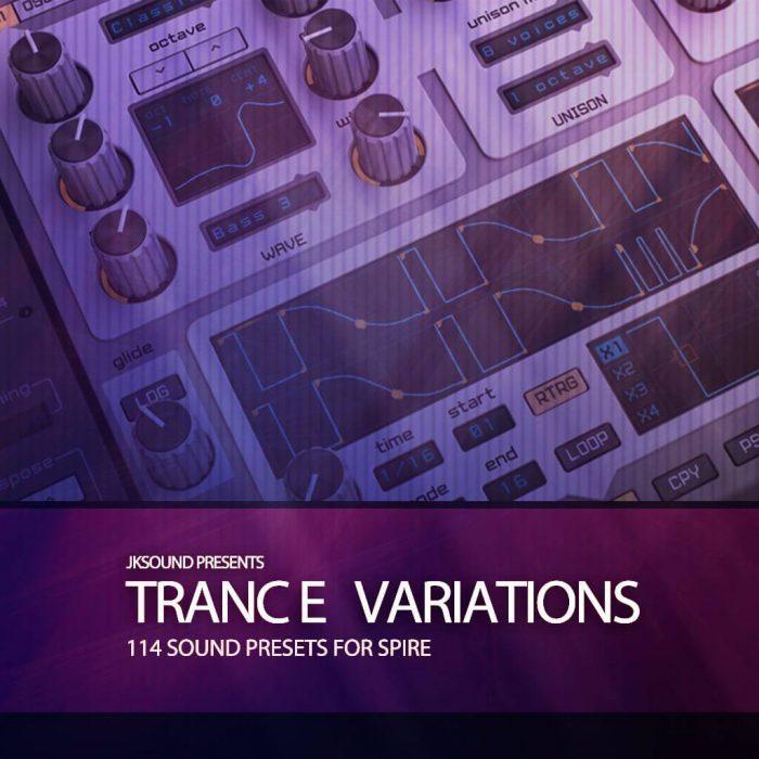 Jksound Trance Variations Vol 1