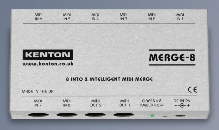 Kenton MERGE-8