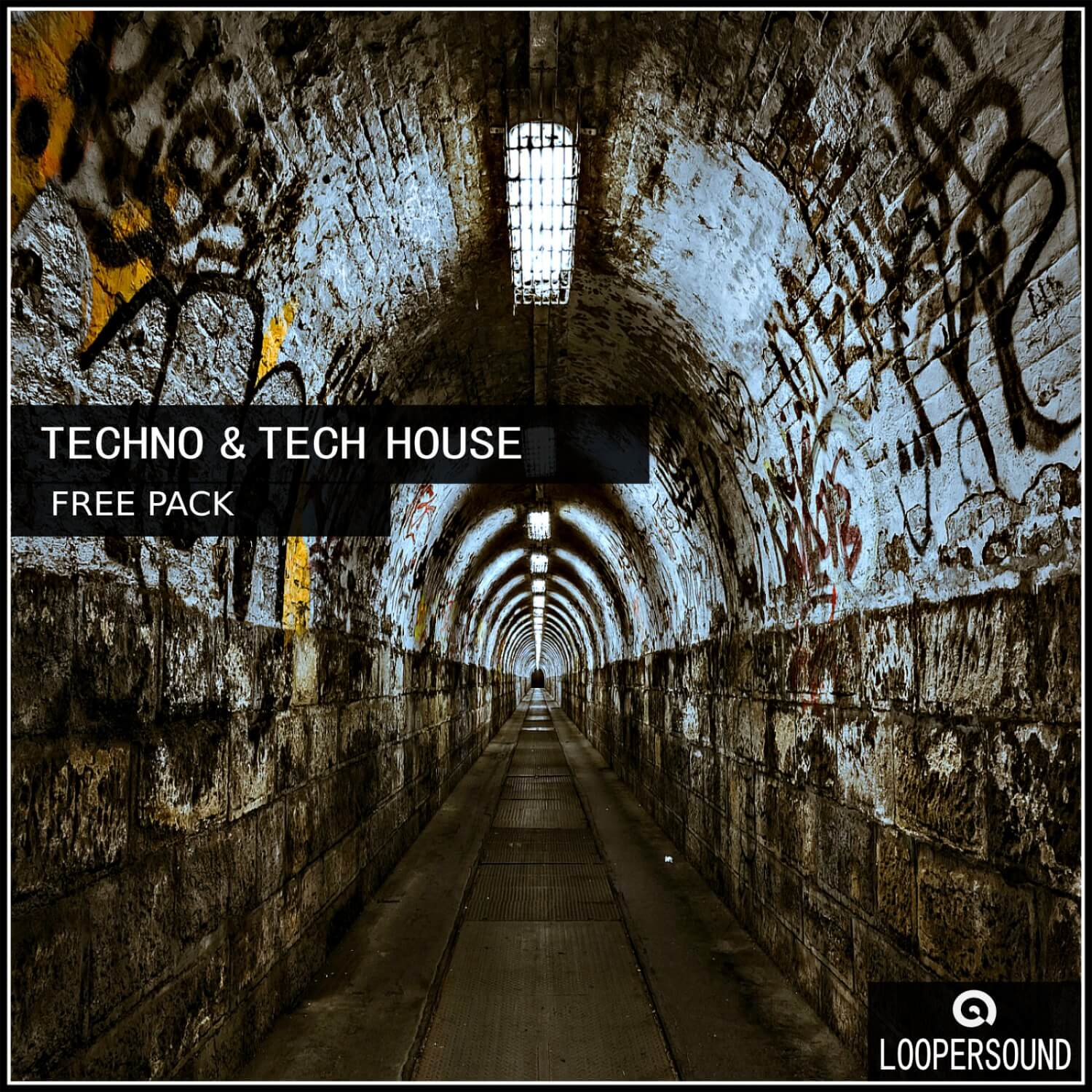 Loopersound offers free techno tech house sample pack for Classic house sample pack