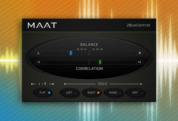 MAAT 2Bus Control GUI