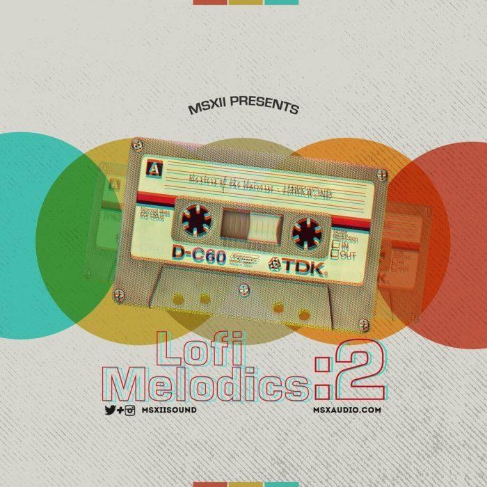 MSXII LoFi Melodics Vol 2