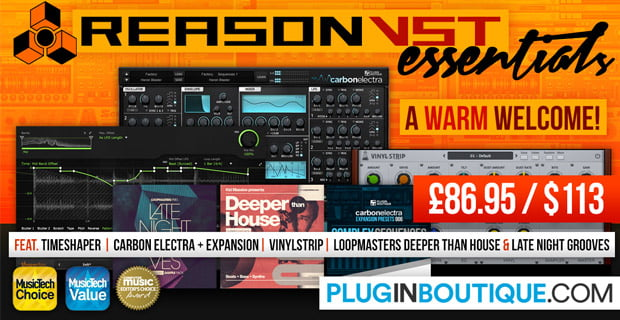 Plugin Boutique Reason VST Essentials