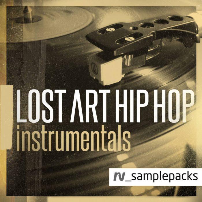 RV Samplepacks Lost Art Hip Hop Instrumentals