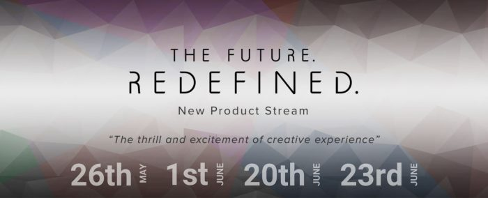 Roland The Future Redefined New Product Stream