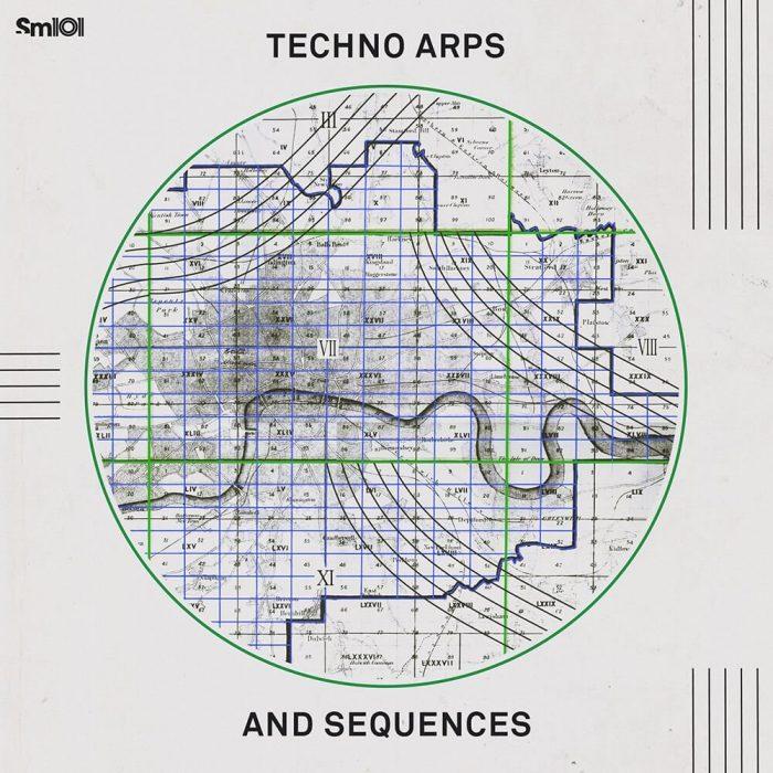 Sample Magic Techno Arps and Sequences