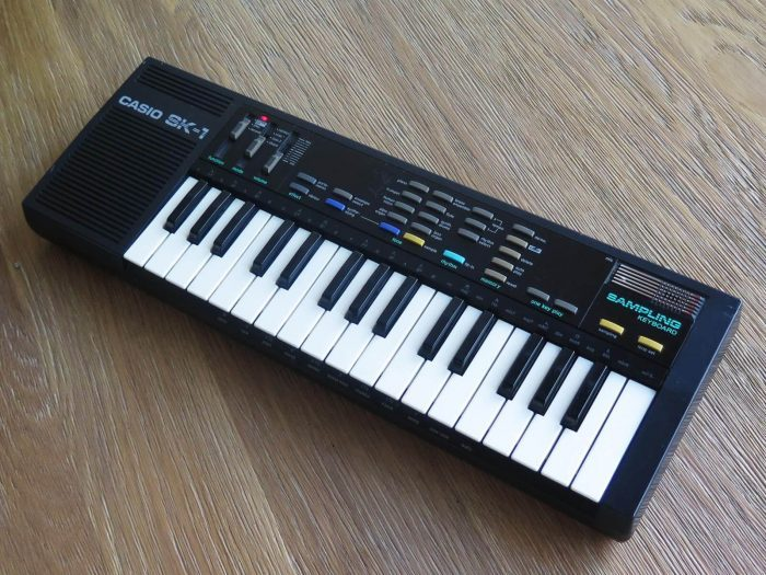 Samples From Mars Casio SK-1